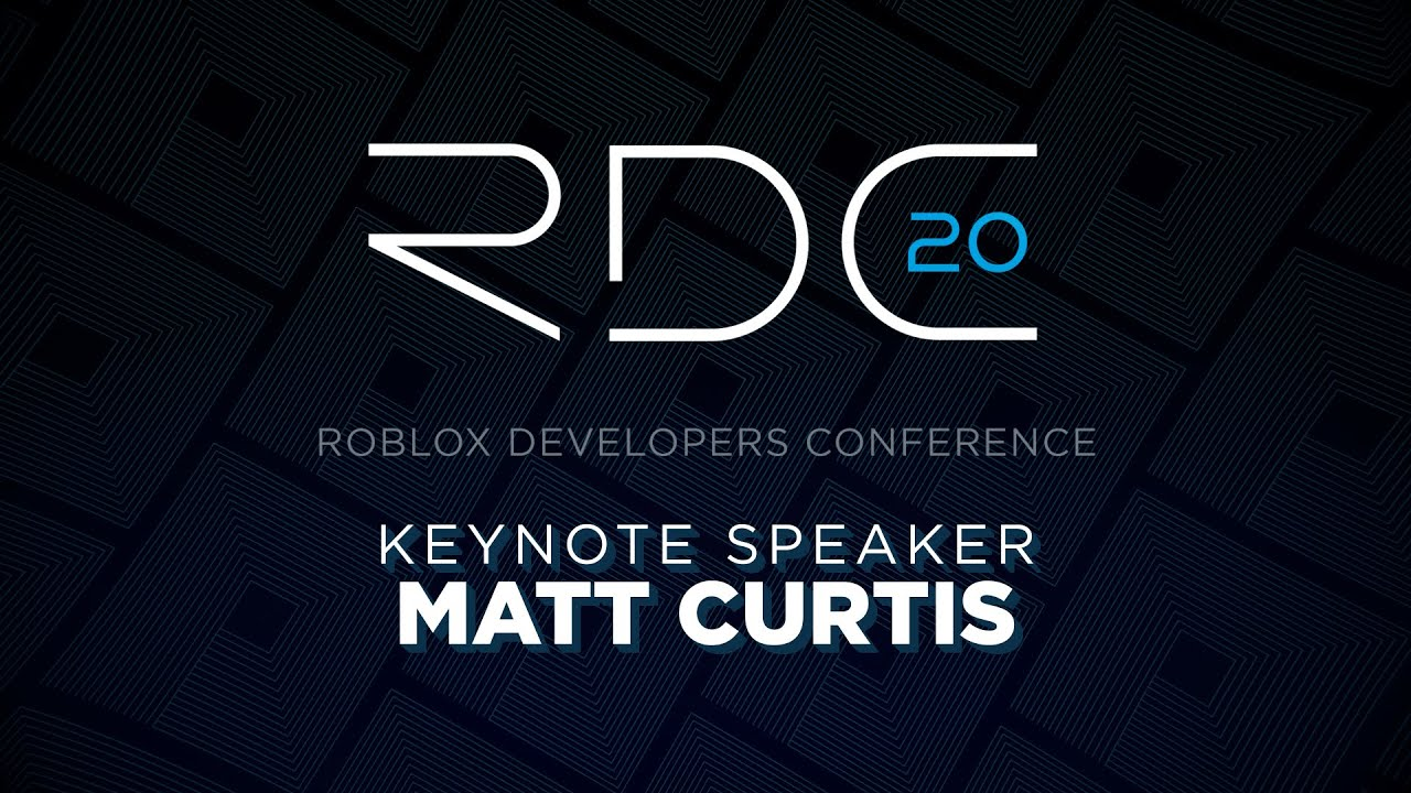 VP of Developer Relations Keynote Matt Curtis | RDC 2020