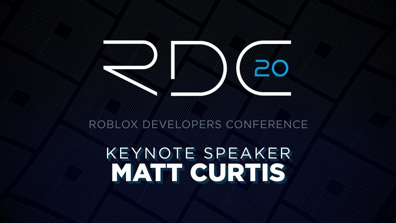 VP of Developer Relations Keynote Matt Curtis | RDC 2020