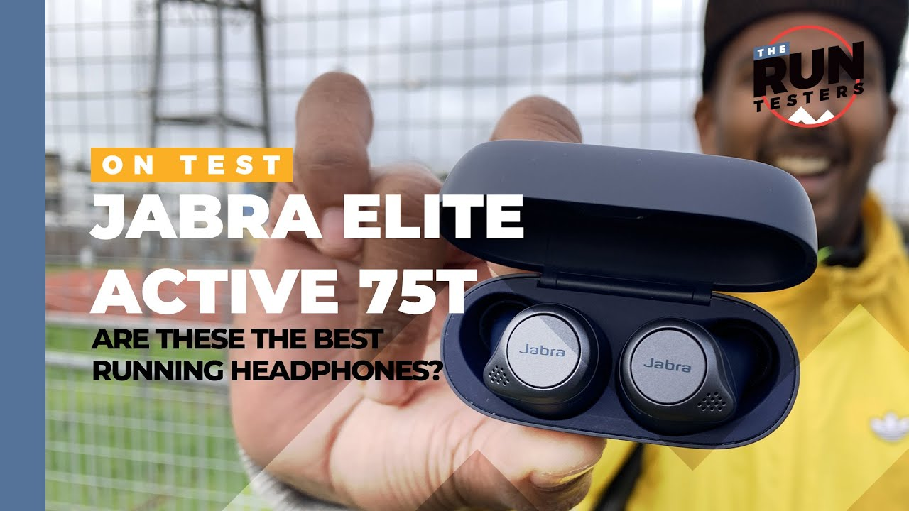 Jabra Elite Active 75t Review Are These The Best Wireless Running Buds Youtube