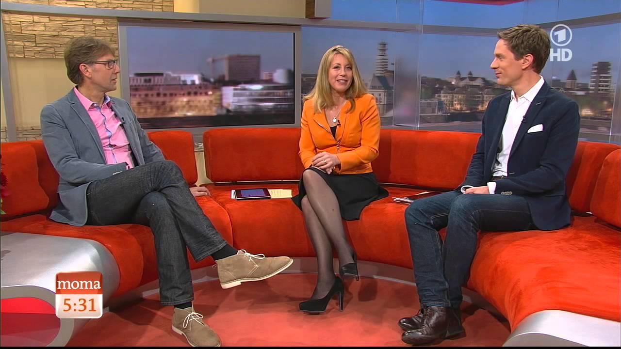 Tv Moderatorinnen Unter Den Rock Geschaut