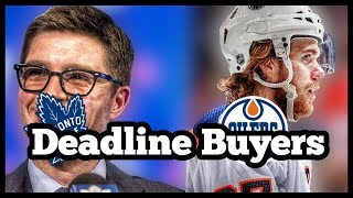 5 NHL Teams Who Should Be BUYERS At The Trade Deadline