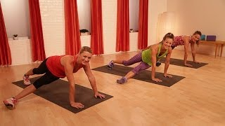 10-Minute Flat Abs Workout | Class FitSugar
