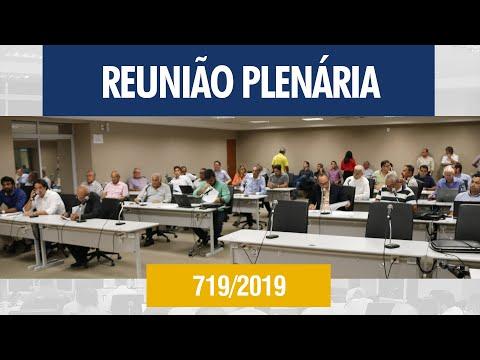 719ª Reunião Plenária - Crea-AL