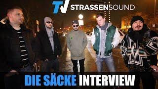 DIE SÄCKE Interview: Vokalmatador, Sha-Karl, Plaetter Pi, Rhymin Simon, Druss, Michael Mic, Echo2015