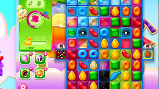 Candy Crush Jelly Saga Level 831 - NO BOOSTERS **