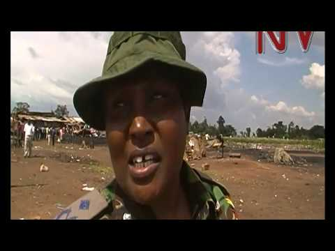 Kenyans flee to Uganda as security deploys heavily at border point