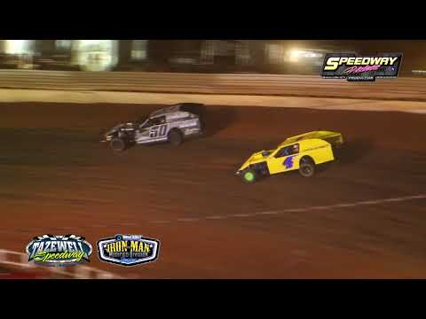Brucebilt Iron Man Modified @ Tazewell Speedway July 3, 2018