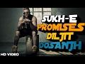 Promises - Sukh-E Muzical Doctorz FT. Diljit Dosanjh • Instrumental Beat 2017