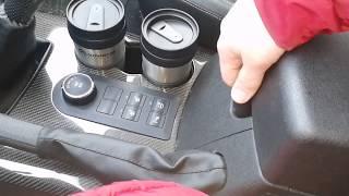 УАЗ Патриот 2019 г. Видеоответ: Кран дополнительной печки.