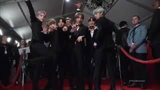 Bts ( Red Carpet Grammy Awards ) IDOL EDIT