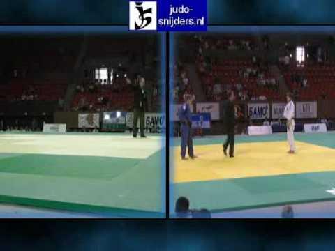 Judo 2009 Yerevan:  Fight For Bronze [-70kg]