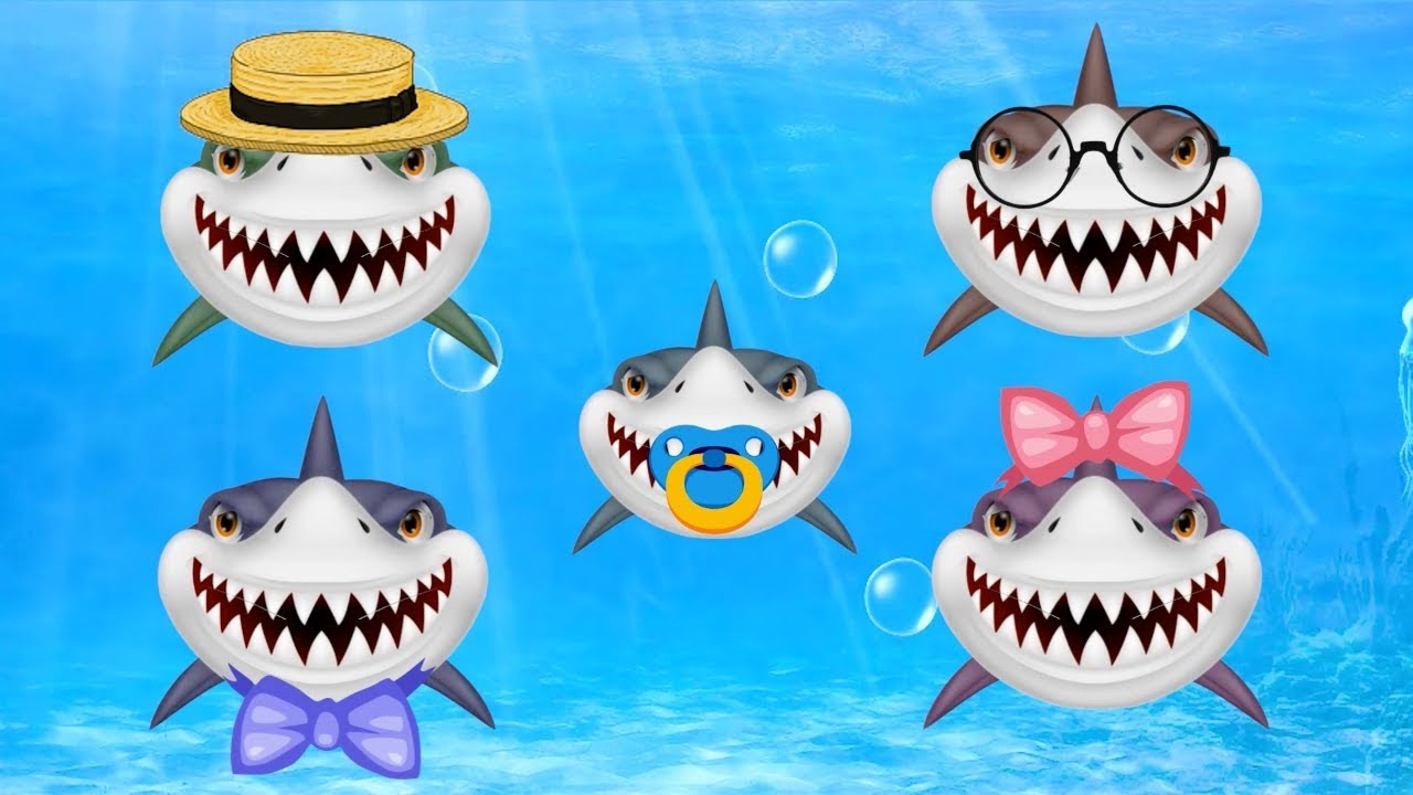 Baby Shark Song and Dance Kids Video - YouTube