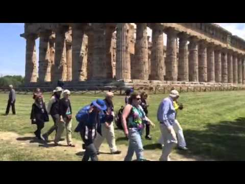 Duke University AHI TRAVEL AMALFI COAST 2015