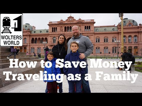 How to Find Deals for Traveling Abroad as a Family