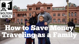 How to Find Deals for Traveling as a Family