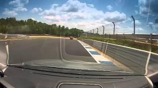 Atlanta Motorsports Park (AMP)  Lexus IS300 LS3 V8 swap chasing C6 Corvette Z06 (LS1 LS2 LSX LSX)