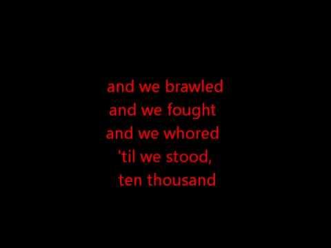 Motörhead  1916wmv with lyrics