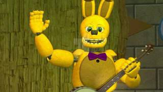 Springbonnie sings the bonnie song