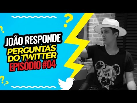 João Guilherme Responde - Perguntas do Twitter (EP04)