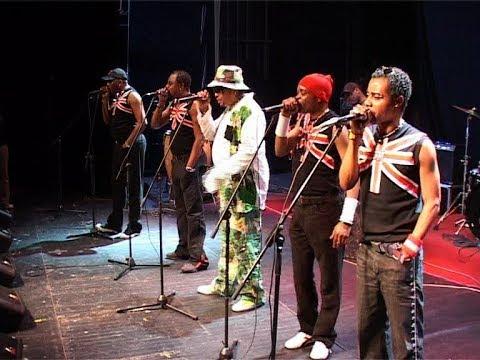 JB Mpiana & Wenge BCBG concert à Dublin 2005 + Interview