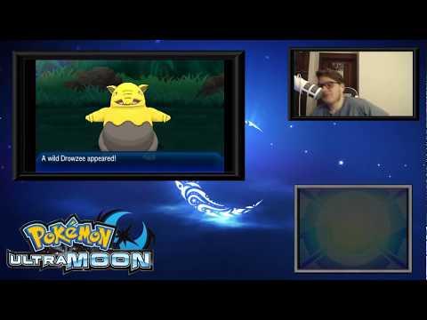 WATER SHOW! Pokémon Ultra Sun & Ultra Moon Let's Play Ep 16 w/TheRapidRapidash
