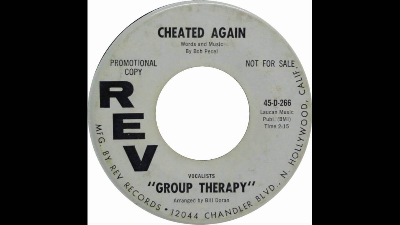 Download The Group Therapy - Cheated Again