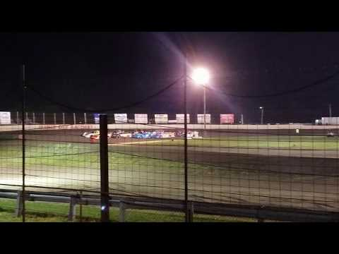 Pro Late Model Feature - Farmer City Raceway 6/28/19