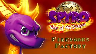 Download lagu Spyro Reignited Trilogy Spyro 3 Fireworks Factory OST MP3