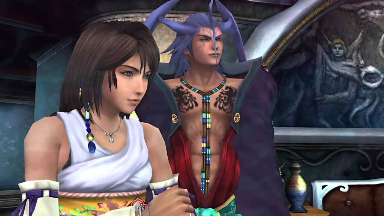 Melawan Seymour 1st! - Final Fantasy X Remastered PC