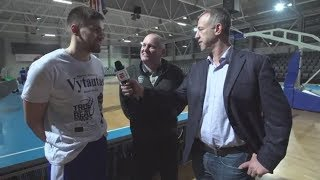 LiAngelo and LaMelo Ball's new coach and teammate in Lithuania look forward to them starting | ESPN