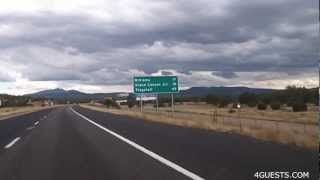 I-40 EAST TO FLAGSTAFF ARIZONA