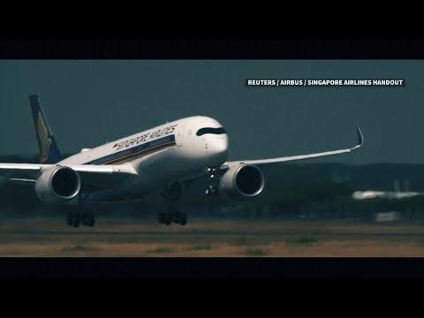 SingaporeAirlines resumes world's longest flight