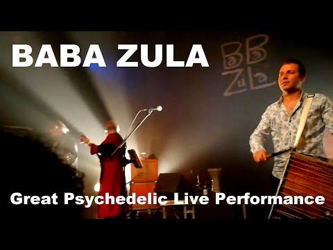 Baba Zula - Great live performance (2018) mp3