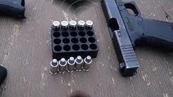 45 Super 200 Grain Lead Semi Watter Cutter 10.1 Grains of power pistol