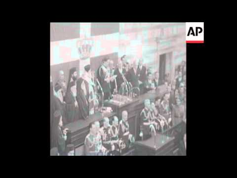 Download SYND 23 3 64 NEW KING CONSTANTINE SPEECH FROM THE GREEK THRONE