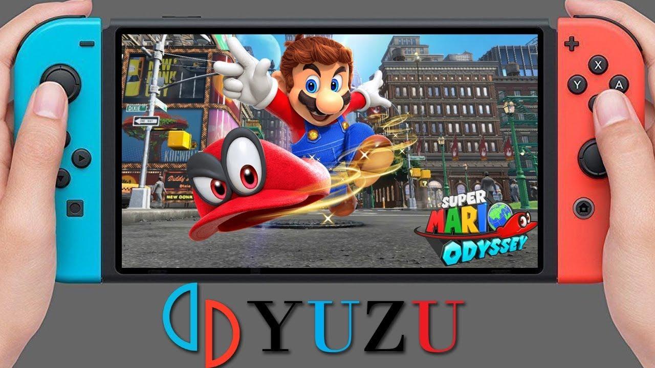 Yuzu Canary [Switch Emulator] - Super Mario Odyssey [HD-Gameplay]  v1 0 4199  OpenGL #8 by Emulators for PC