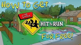 How to get Simpsons Hit And Run Free PC No Torrent
