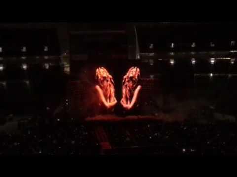 Beyoncé In San Diego Formation Tour