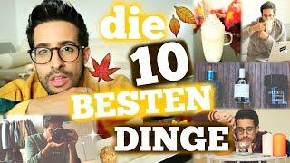 Die 10 BESTEN DINGE für den HERBST, die JEDER ausprobieren muss! 🍁   Sami Slimani