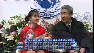 Shizuka Arakawa / Сидзука Аракава / 荒川静香 1998 International Fig...