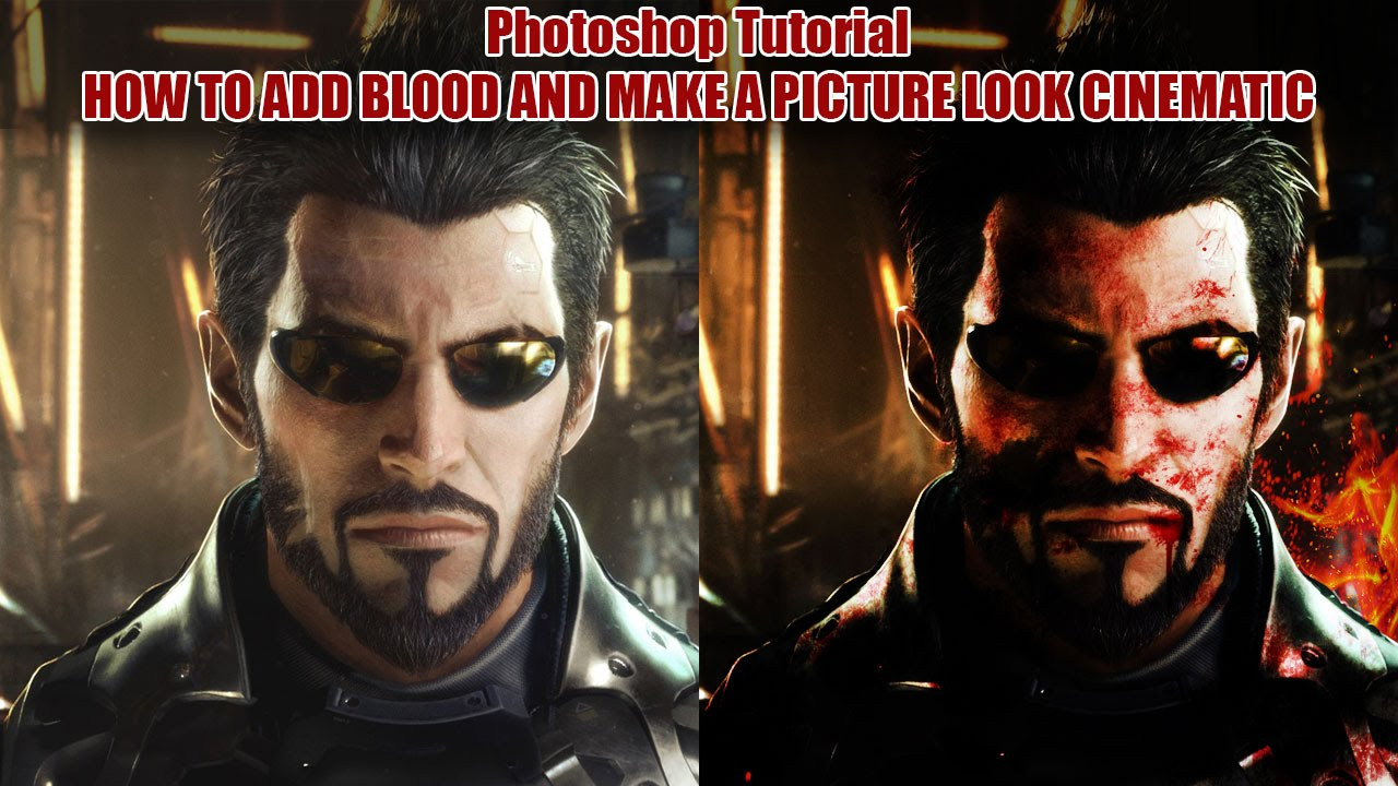 how to add a picture photoshop