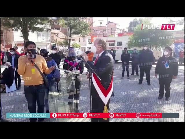 ACTO PROTOCOLAR INDEPENDENCIA DE BOLIVIA
