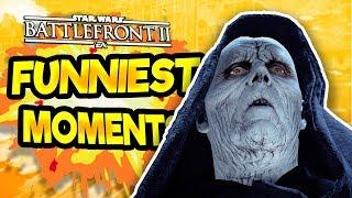 Star Wars Battlefront 2 Funny & Random Moments - Funniest Moments So Far (Season 3)