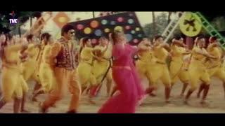 Bolo Krishna Mukunda  Video Song || Amma Donga Movie || Krishna, Soundharya, Aamani, Indraja