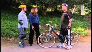 Frasier - Frasier and Niles Learn How to Ride a Bike