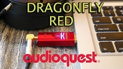 Audioquest Dragonfly Red REVIEW - Portable USB DAC/Amp