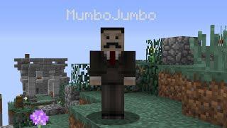 Playing Skywars as Mumbo Jumbo