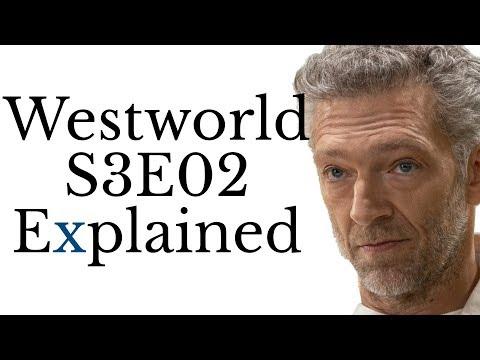 Westworld S3E02 Explained