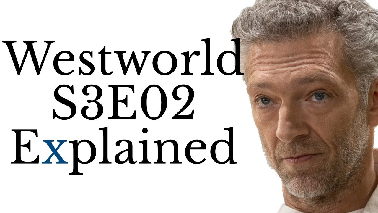 Westworld S3E02 Explained