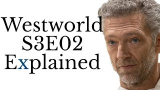 Westworld Season 3 Episode 2 Questions